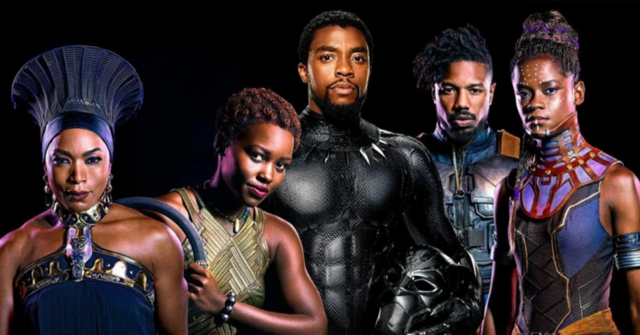 Segnapunti Black Panther Face: Wakandans Under the Coded Gaze of AI