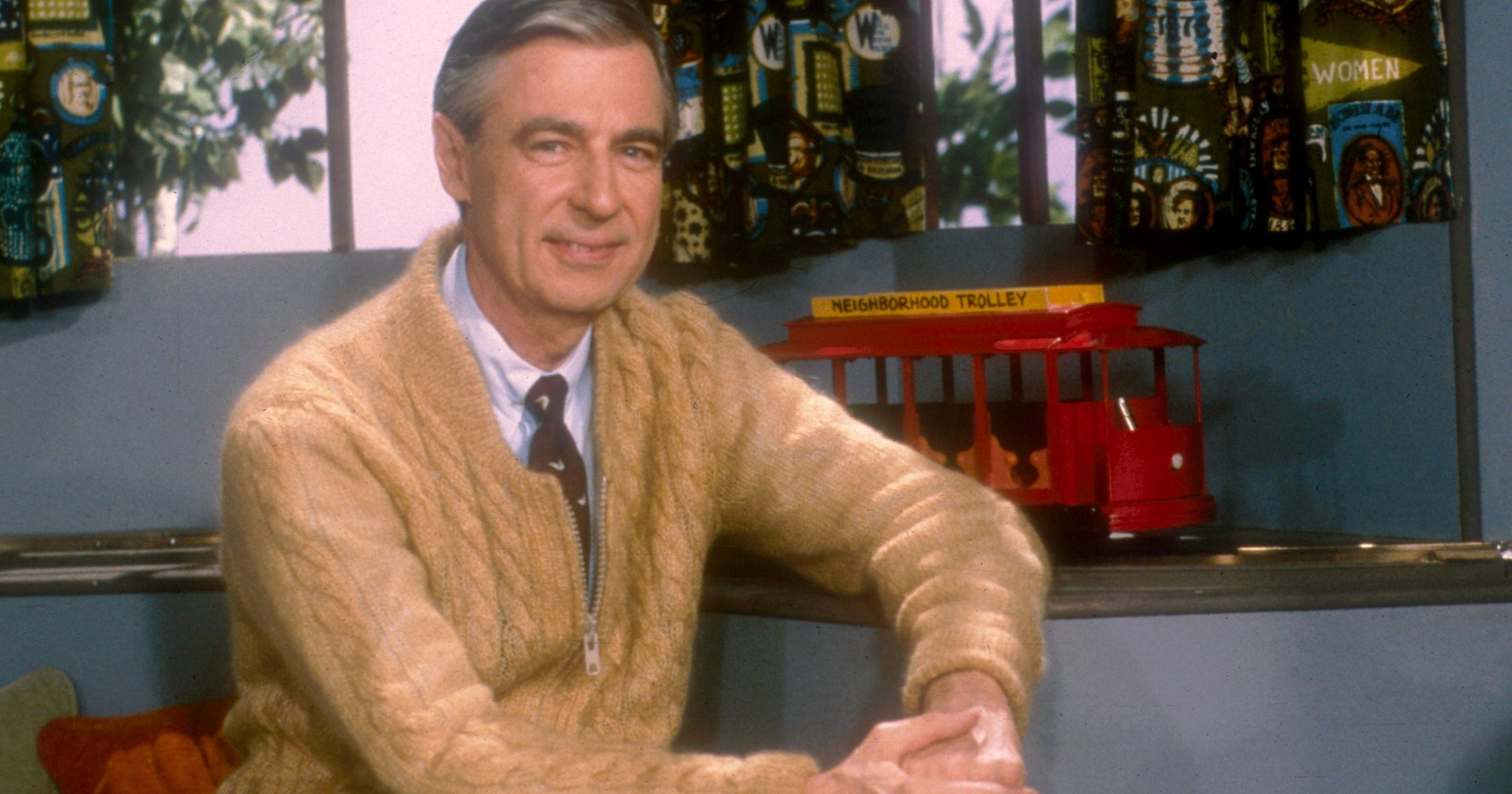 I Drove The Trolley On Mister Rogers Neighborhood And Nobody Ever Paid The Fare By Clark Boyd Slackjaw Medium