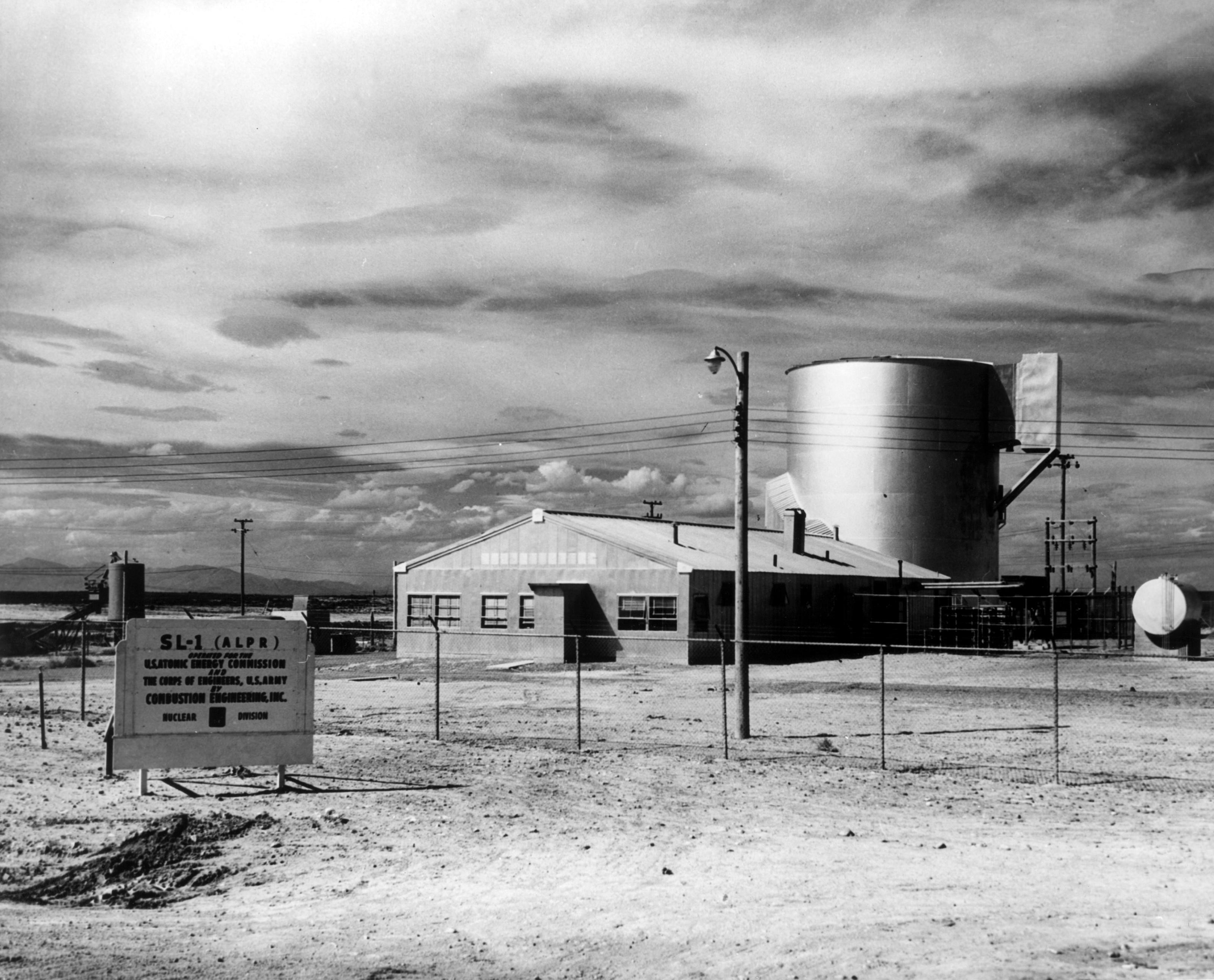 The first fatal nuclear meltdown in the U S  happened in 4