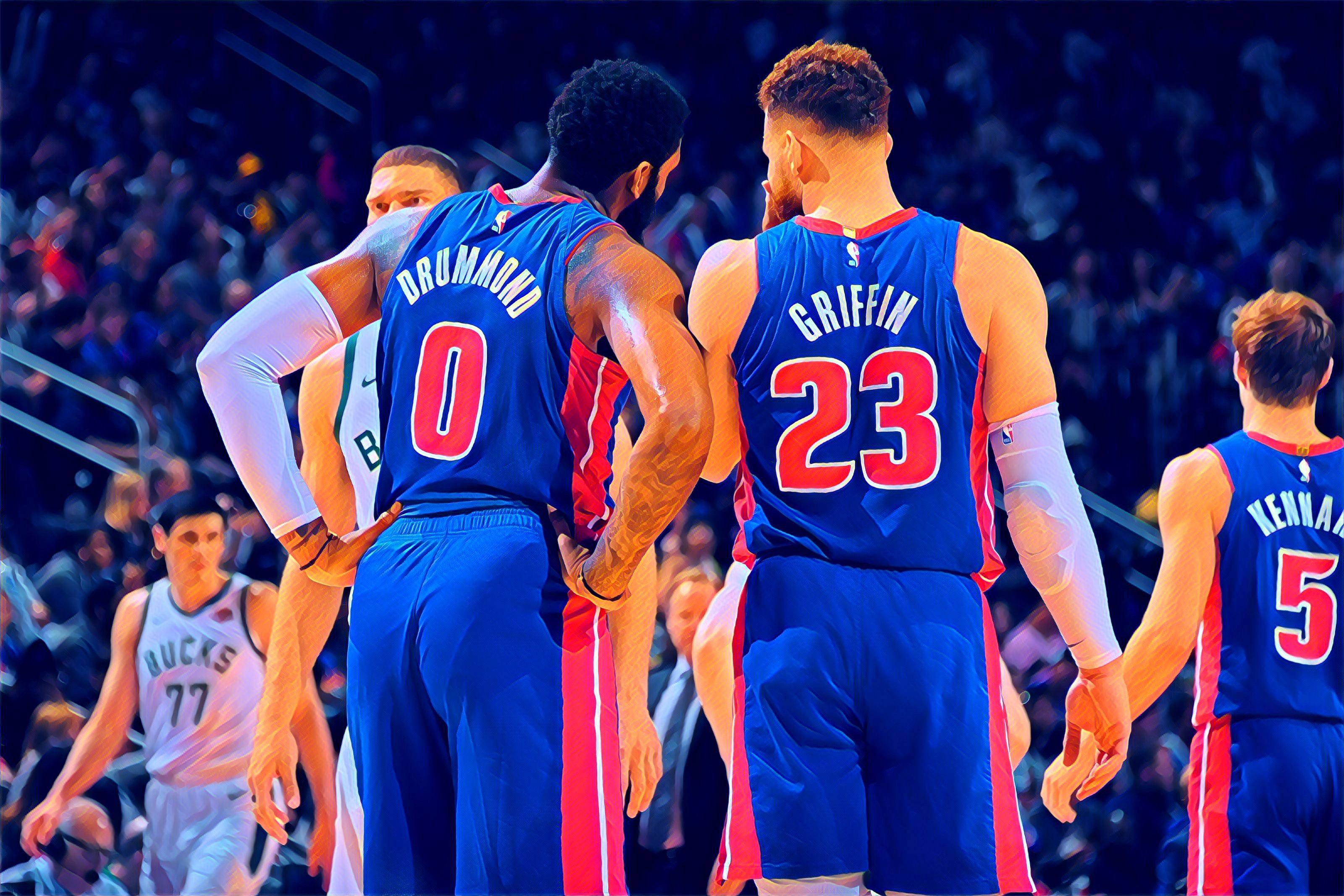 Could the Detroit Pistons Be a ...
