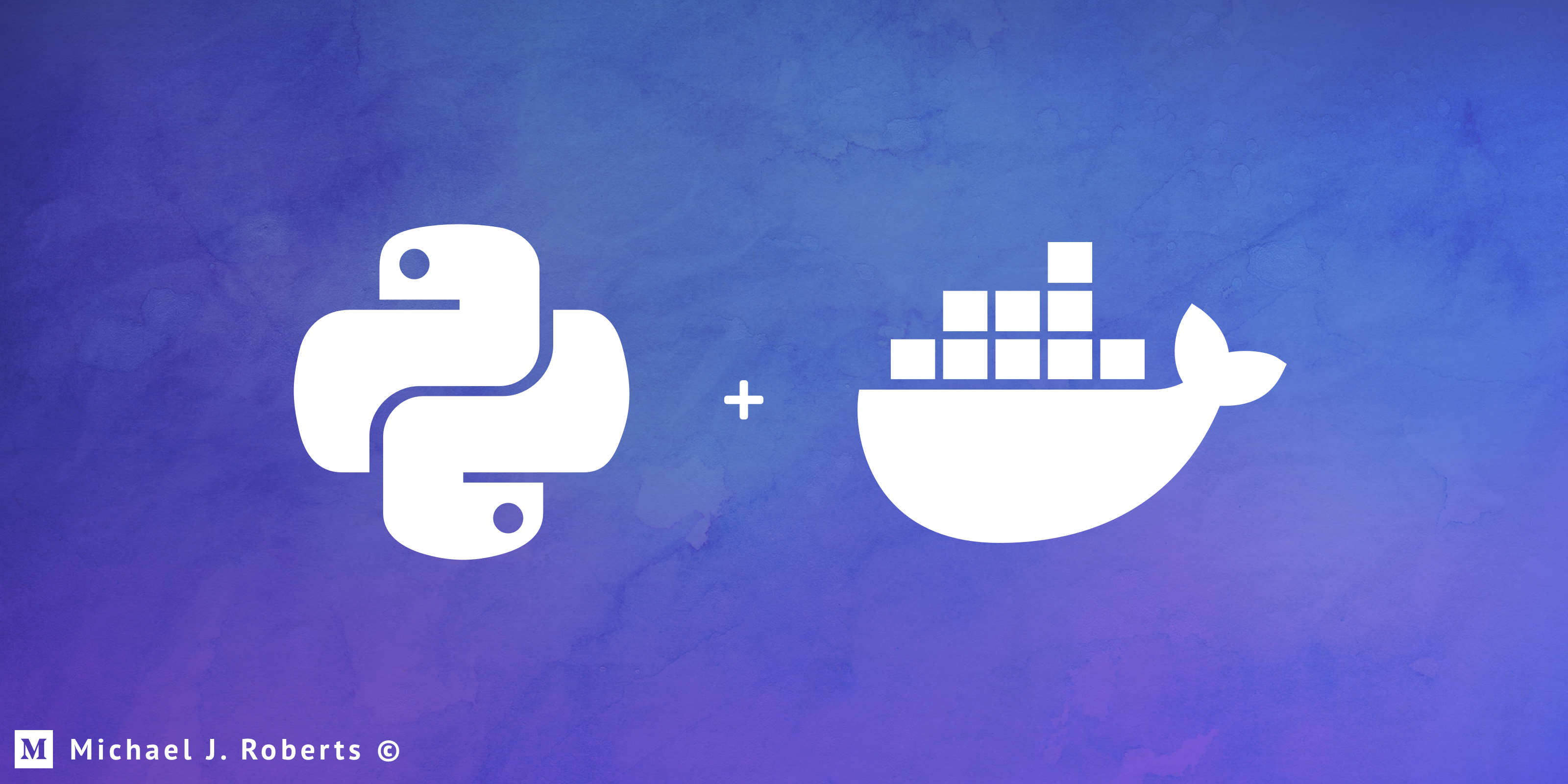 Using Docker compose to setup a simple Django/PostgreSQL