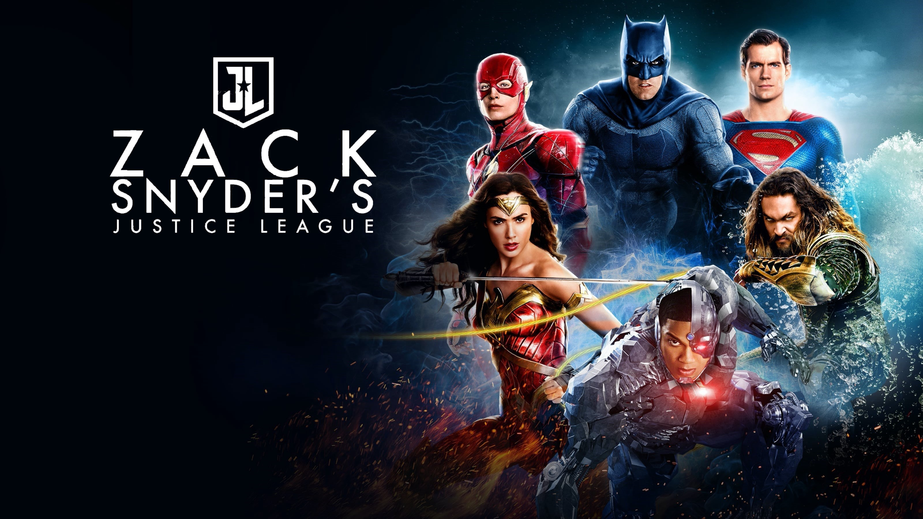 Zack Snyder's Justice League (2021) English HD Movie