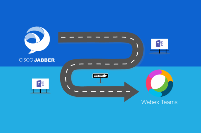 Upgrading from Jabber to Webex Teams, but have Microsoft
