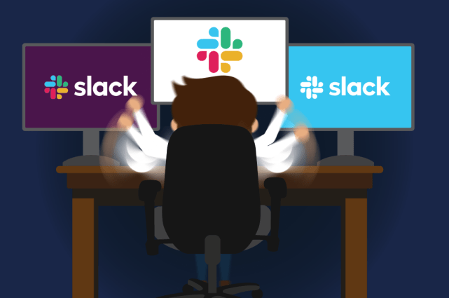 How to handle multiple Slack workspaces & accounts - Mio