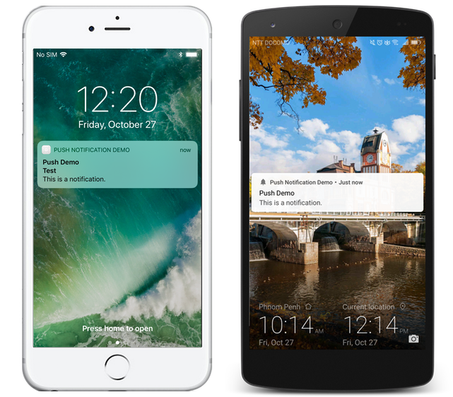 Unlimited Free Push Notifications with OneSignal and Cordova