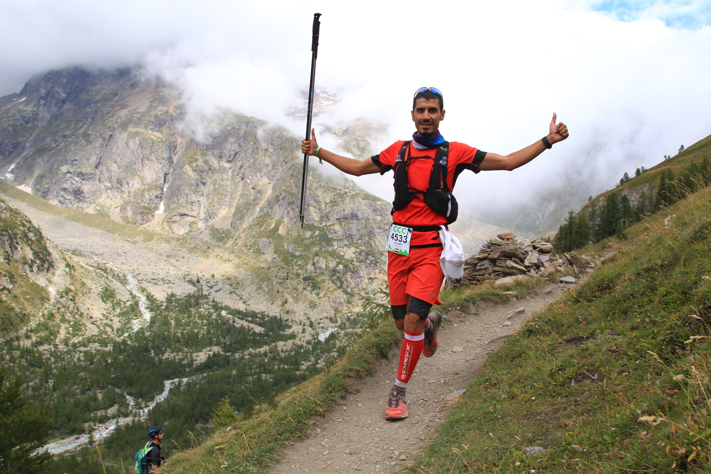 Ultra Trail Du Mont Blanc Ccc 2018 Race Report By Ismail Aldawoudy Medium