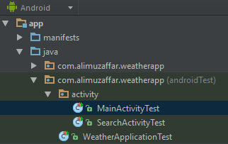 The basics of Unit and Instrumentation Testing on Android