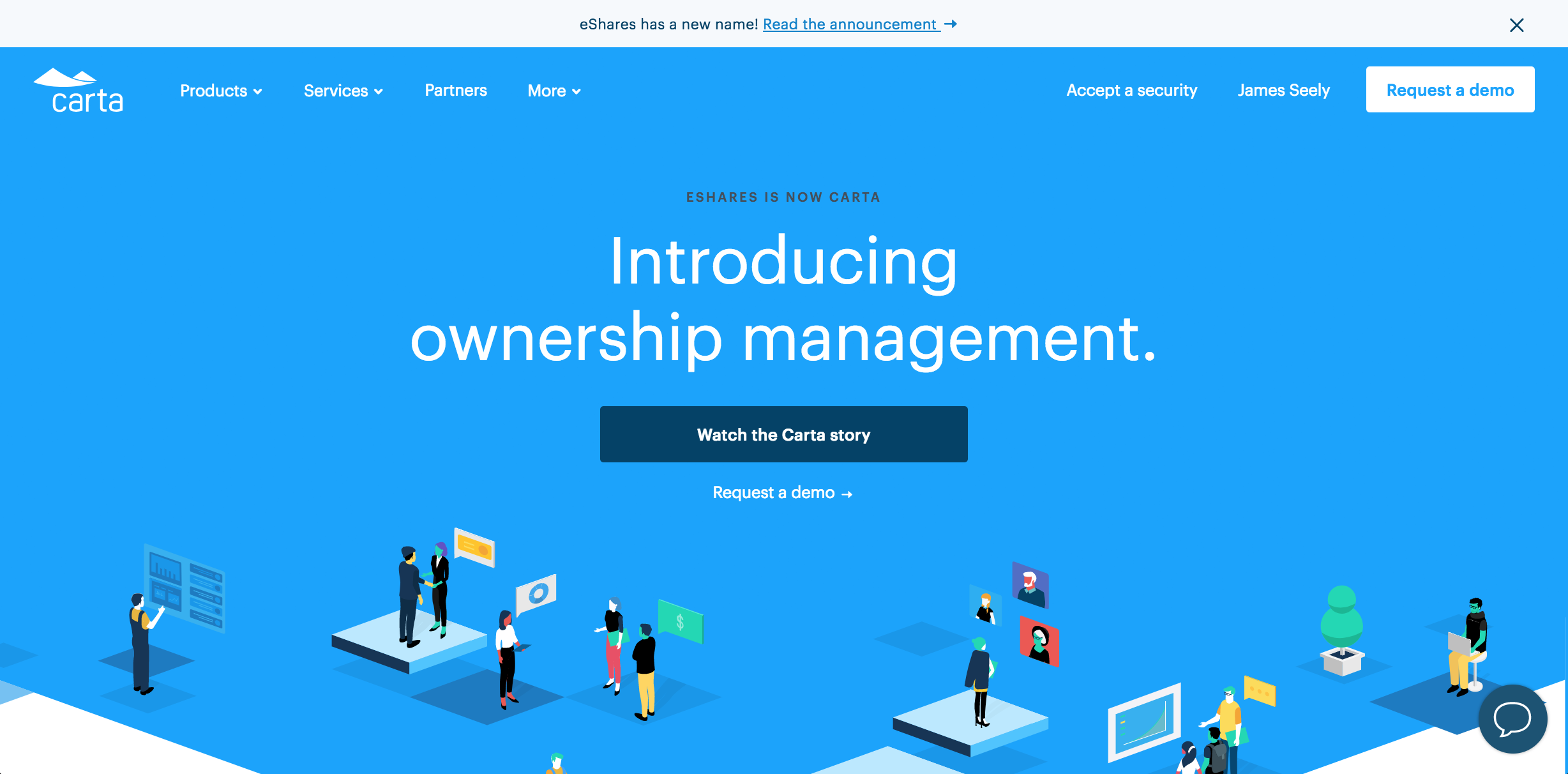 Carta — Creating more owners - Henry Ward - Medium
