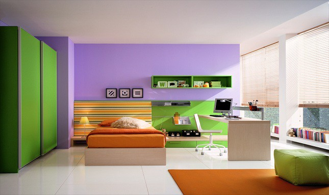 15 Most Beautiful Study Room Ideas For Your Kids By Ideashomes Medium