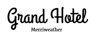 Grand hotel Merryweather font duo