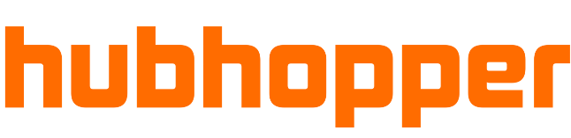 Image result for hubhopper logo