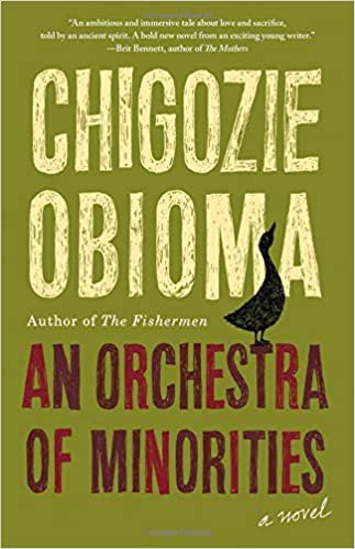 Book Cover — An Orchestra of Minorities