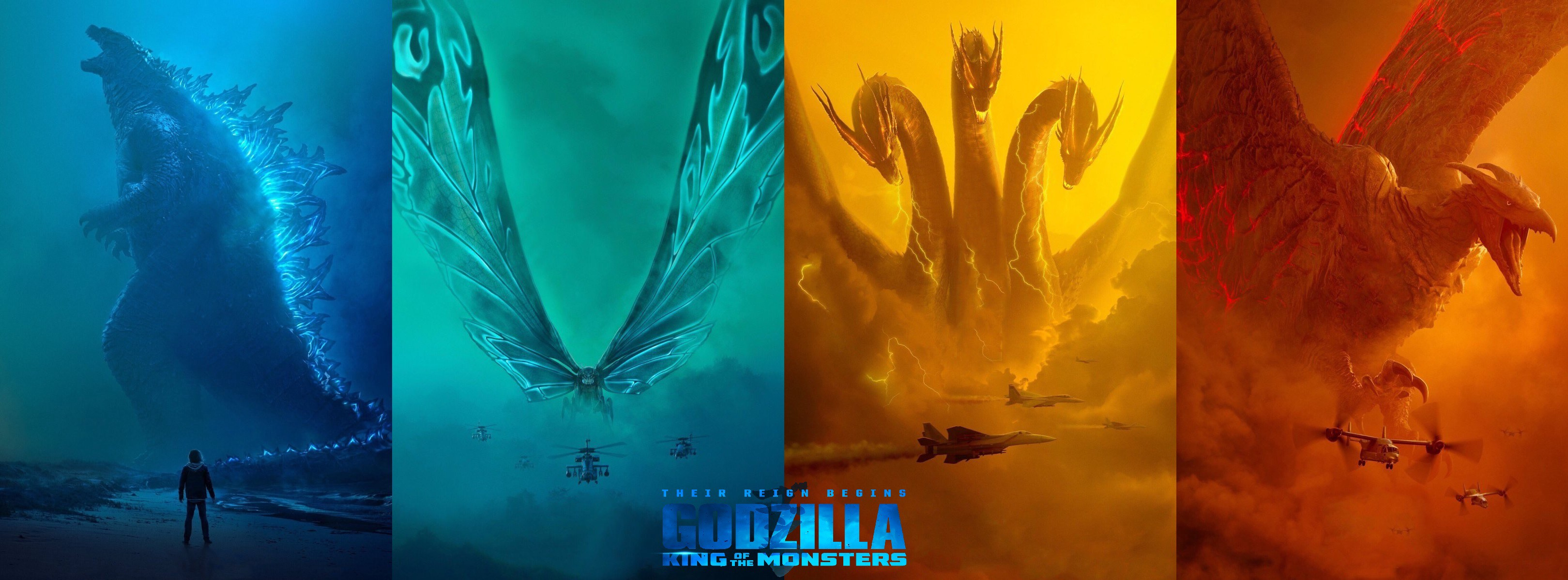 Movie Review Godzilla King Of The Monsters By Patrick Coyle Simmons Medium