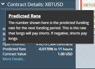 what is settlement fee bitmex