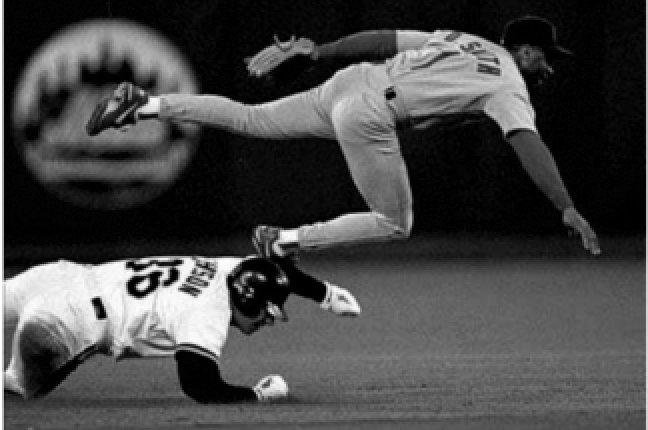 baseball players sliding into each other - The Nuts and Bolts of Deep Learning Algorithms for Object Detection