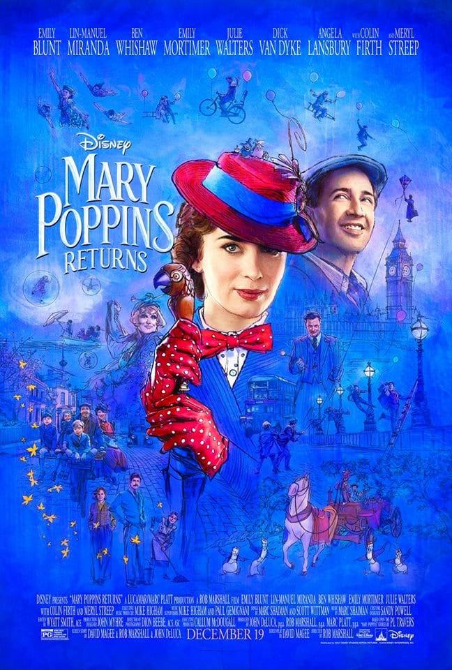 Movie Review Mary Poppins Returns By The Film Addict Medium