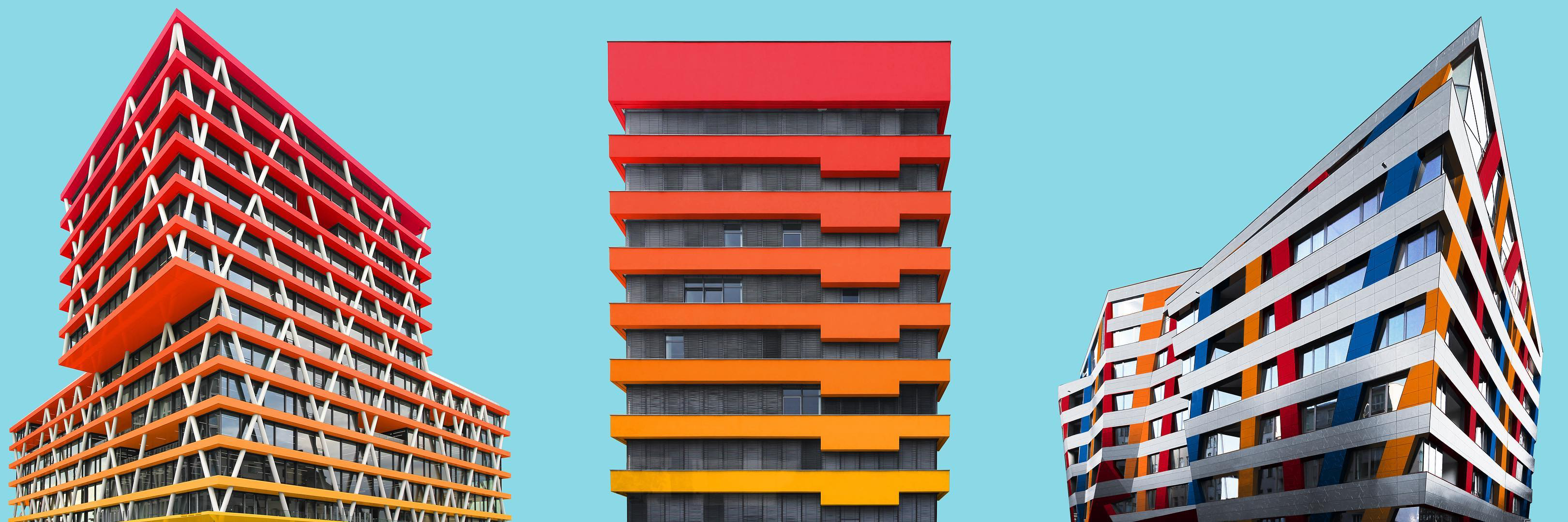 The Perception Of Color In Architecture By Tmd Studio Ltd Tmd Studio S Insights Medium