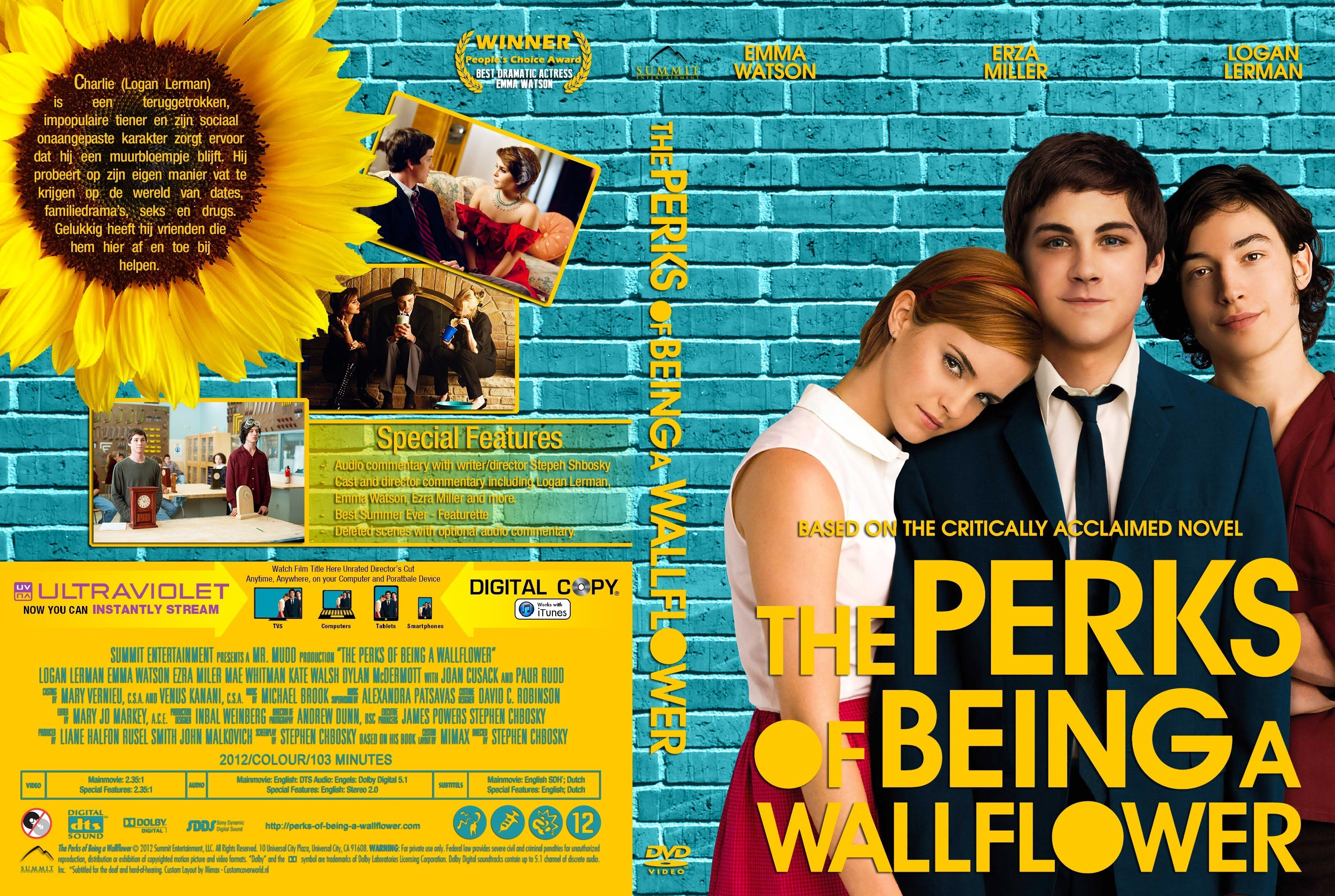 watch the perks of being a wallflower free