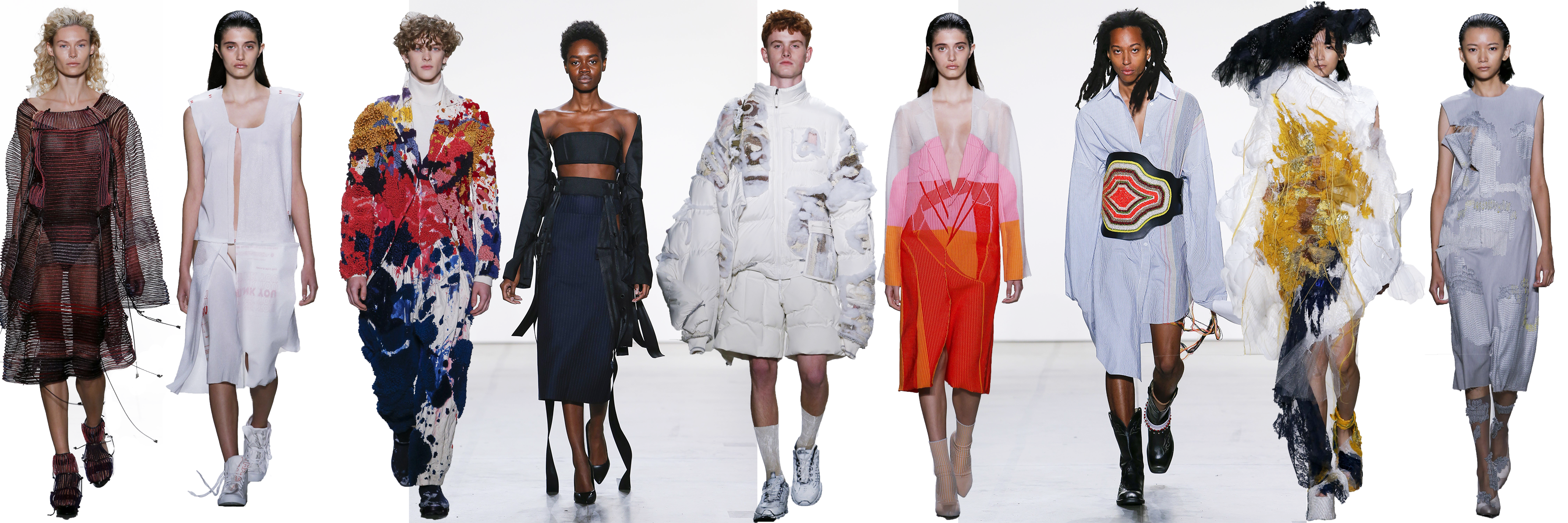 Parsons Takes Over Nyfw Our Favorite Ss18 Looks From The By The New School Medium