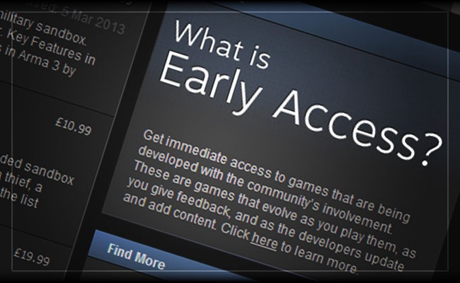 Steam Early Access: Invaluable Resource for YouTube Stars
