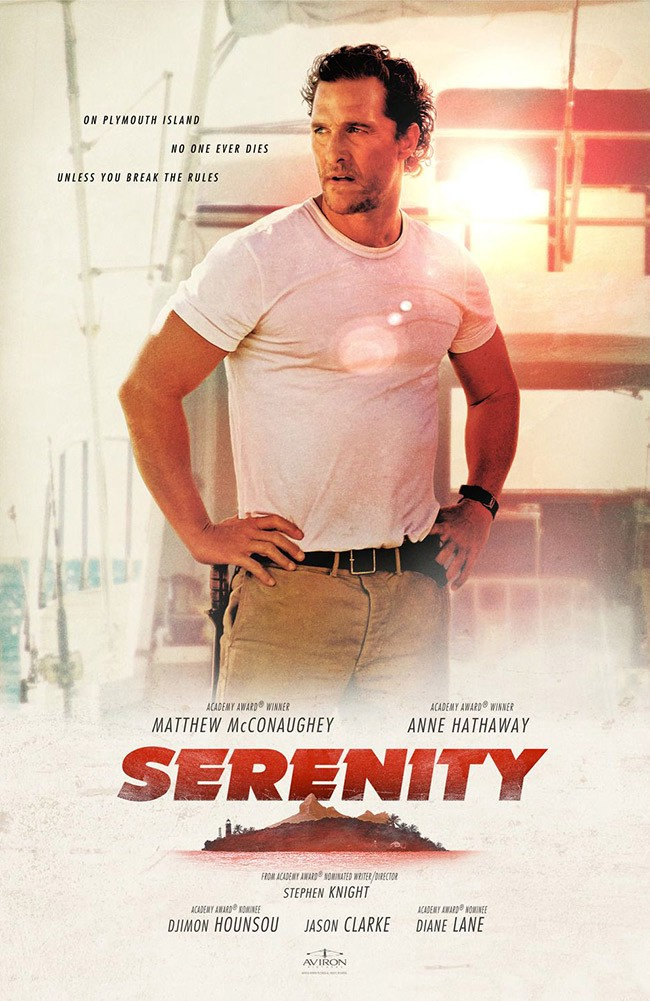 Movie Review Serenity Serenity Played Out Like The Idea For By Esosa Omo Usoh Medium