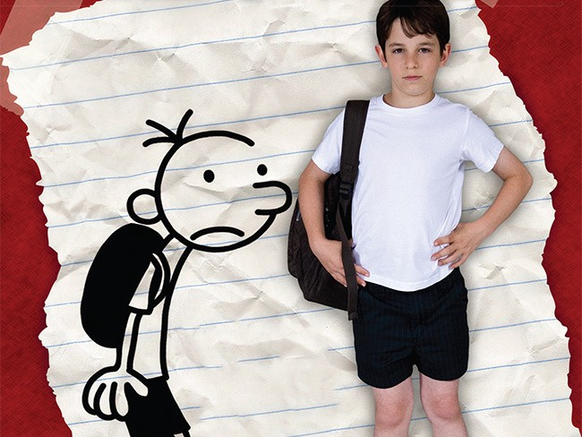 when did diary of a wimpy kid movie come out