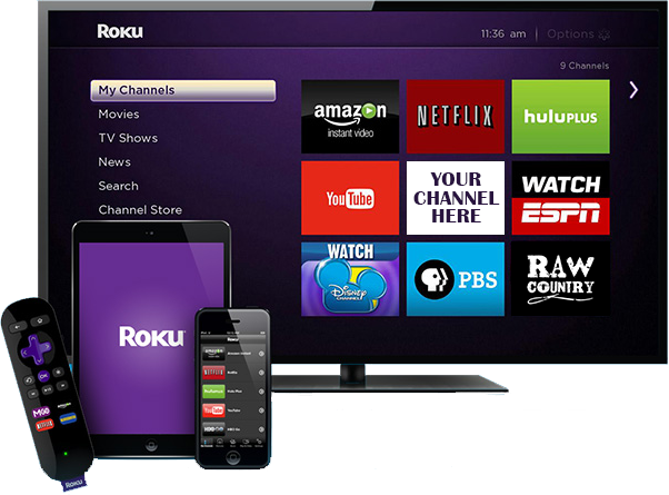 Top Three Ways to Develop a Roku Channel - Connected TV - Medium