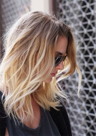 Hot Trends Of Colored Hairstyles 2015 By Styles Villa Medium