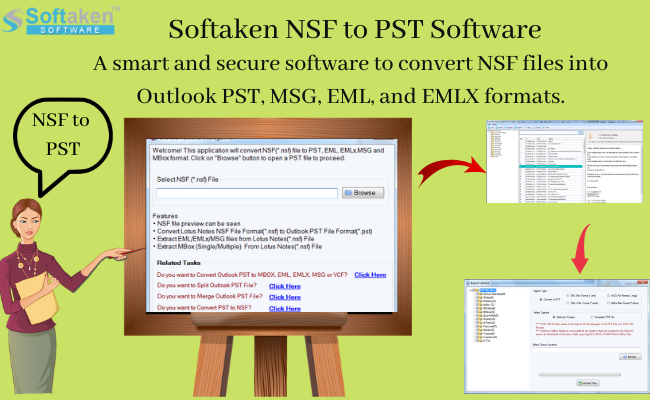 Lotus Notes to Outlook Converter
