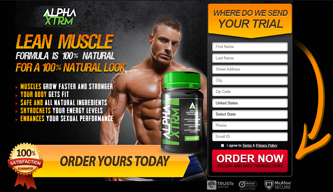 Alpha XTRM' | 'Alpha XTRM Scam' #1 Muscle — Topic? | by Alpha XTRM | Medium