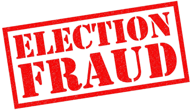 Nationwide Election Fraud Is Weaponized To Trick Dems Into Voting For Candidate With Dementia