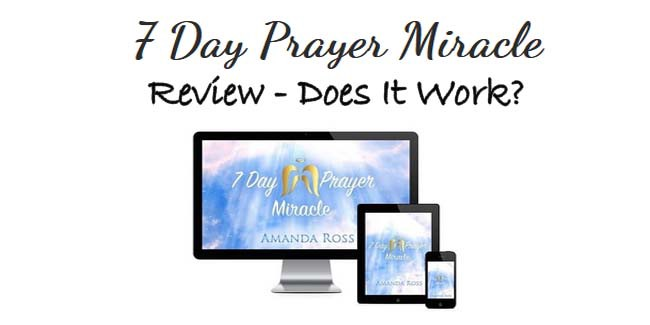 7 Day Prayer Miracle Review — Does It Work? - Achieve Big