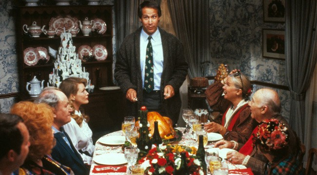 Griswold Christmas.Surviving Christmas Lessons From Clark W Griswold Jr