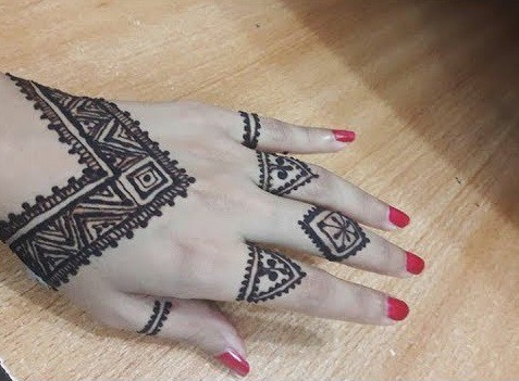 Latest Mehndi Design For Hands Simple And Easy Latest Mehndi