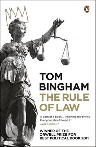 Reading Suggestions from Cambridge Law Students - Think