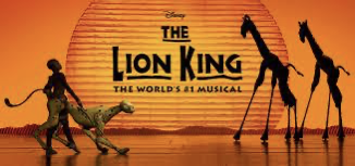 The Lion King on Broadway. The World's #1 Musical