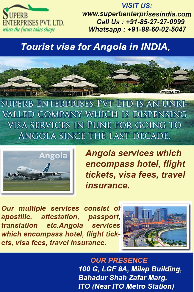 Five Reasons Why Angola Is A Traveller S Paradise By Superb Enterprises Medium
