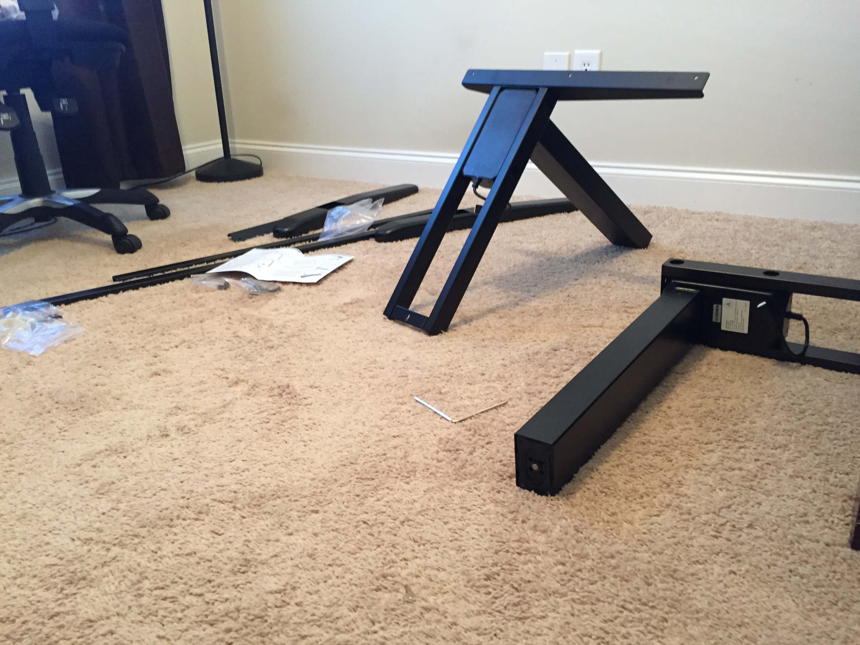 Picture of: Ergo Depot Jarvis Standing Desks Review By Tim Medium
