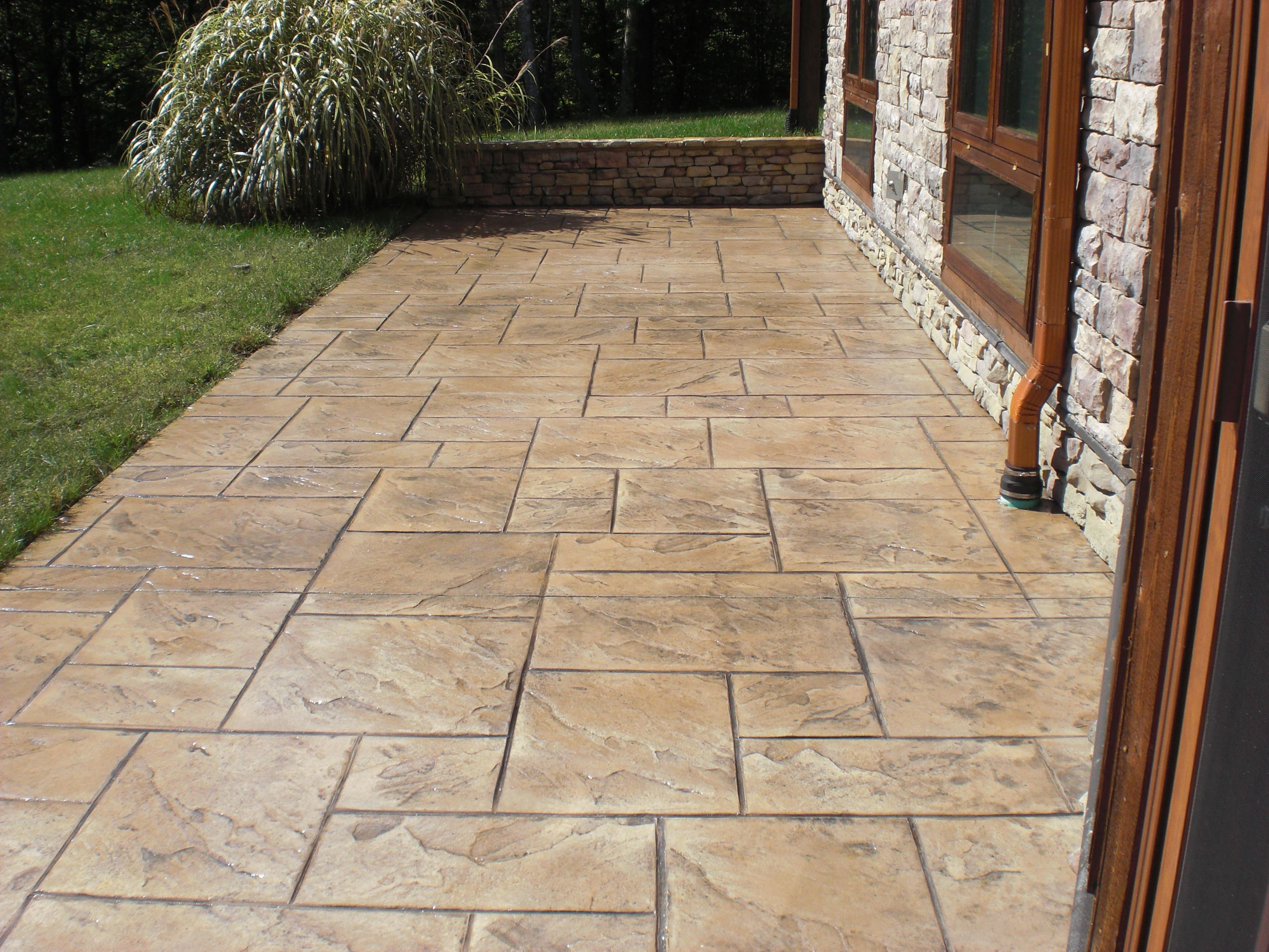 What Is The Cost Of Stamped Concrete For Your Driveway By Mastersumairraza Medium