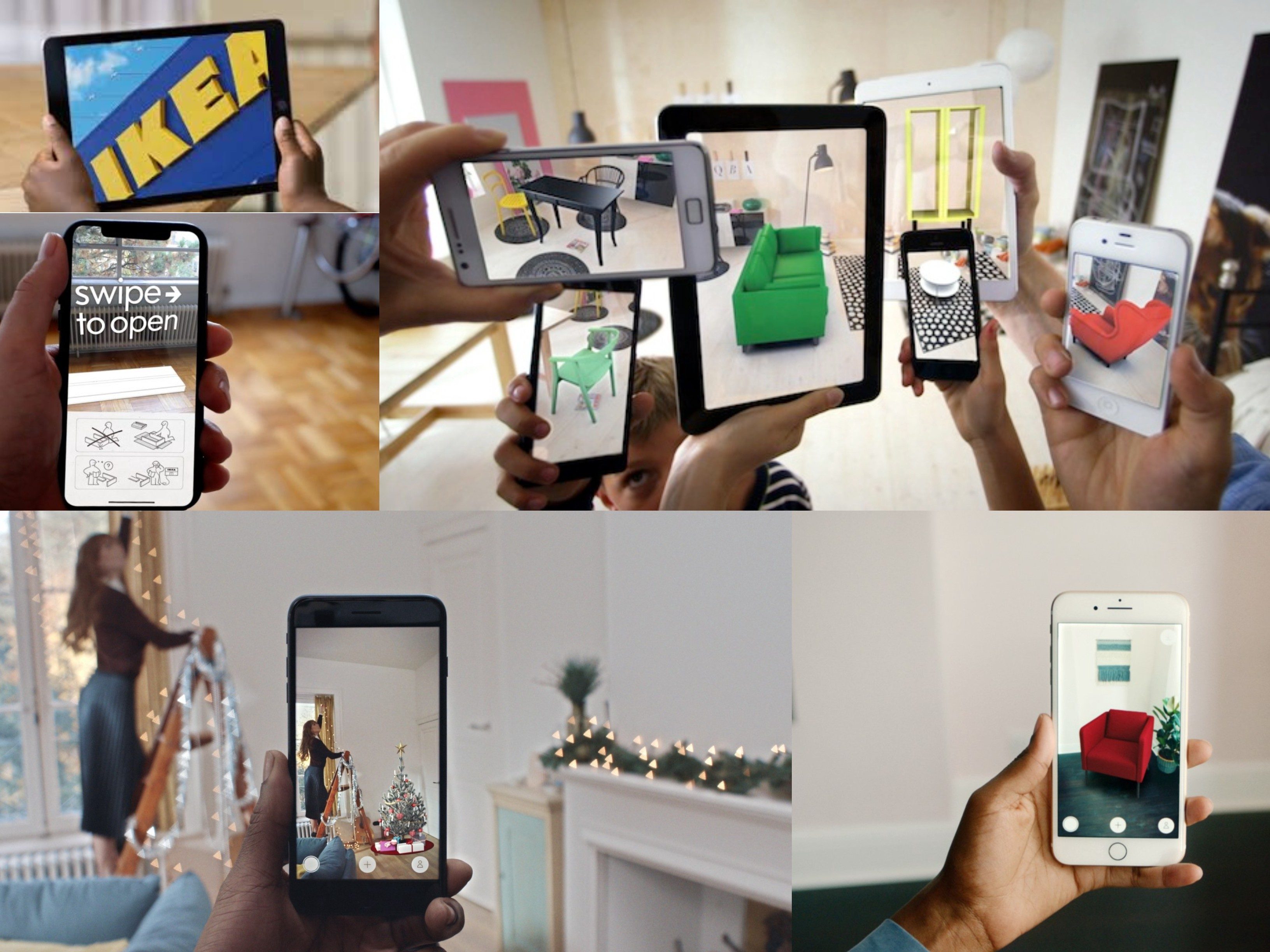 ikea augmented reality marketing