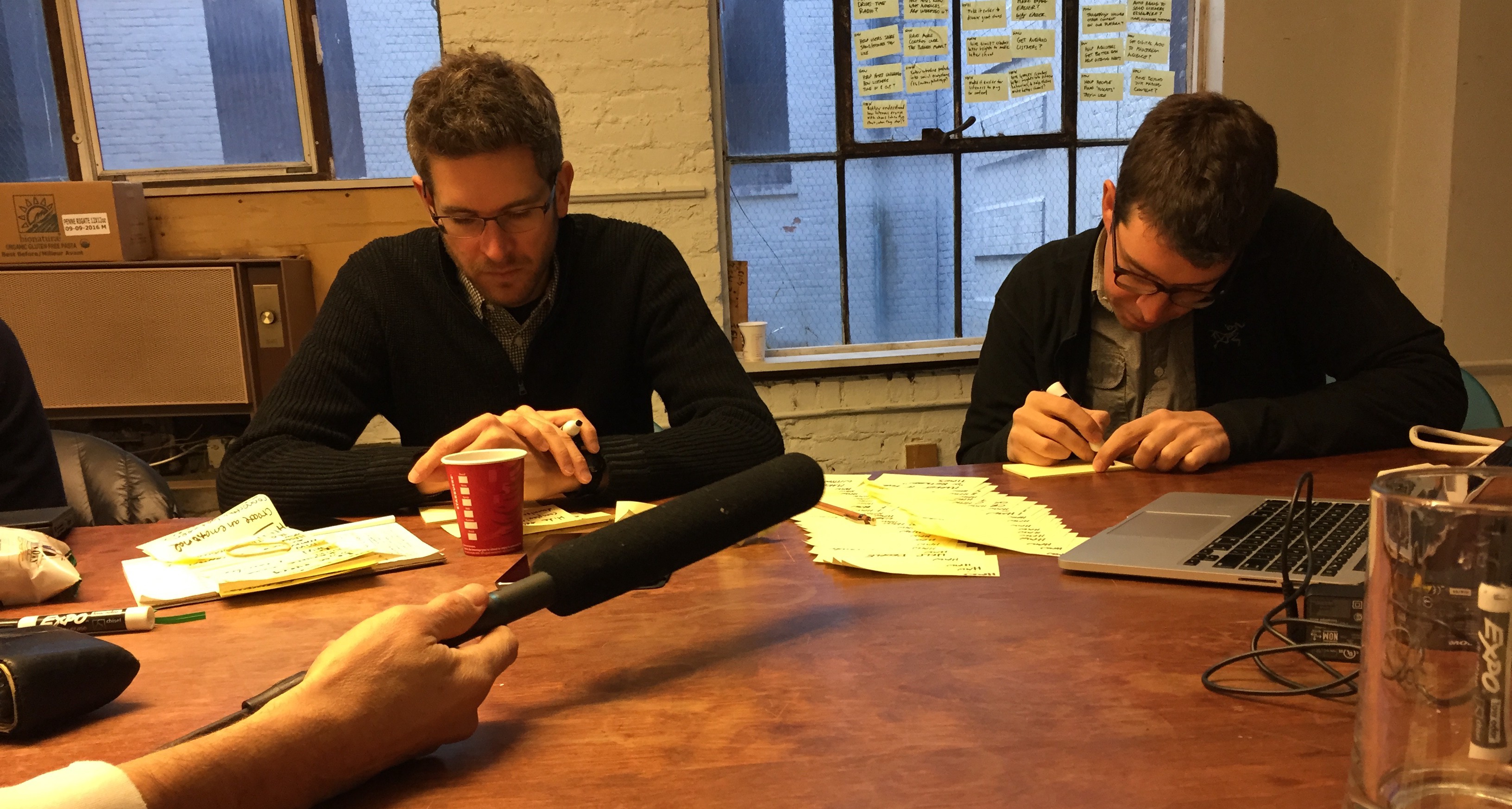 How Gimlet used a design sprint to solve their app problem