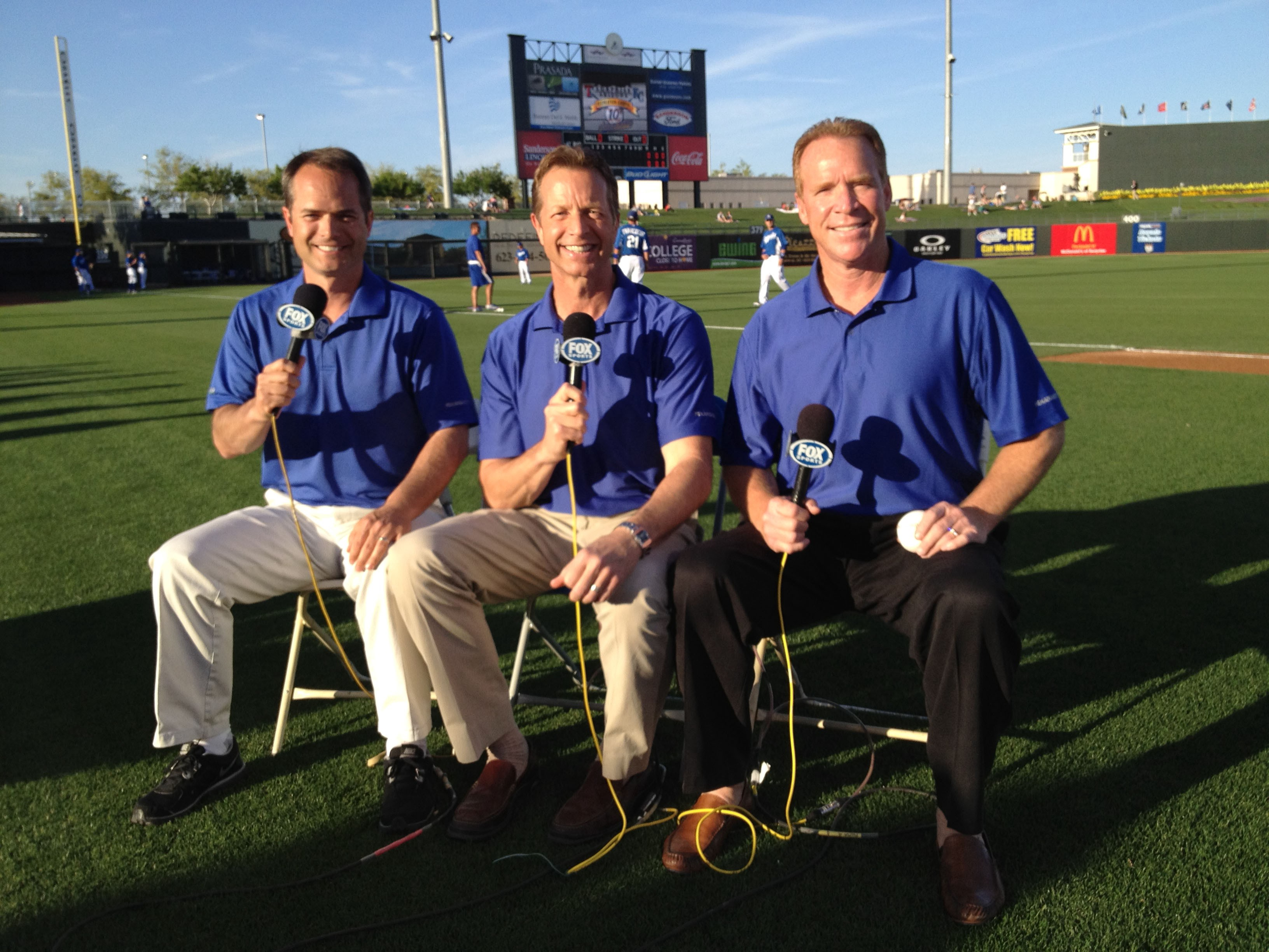 Royals, FSKC Announce 2019 Spring Training TV Schedule