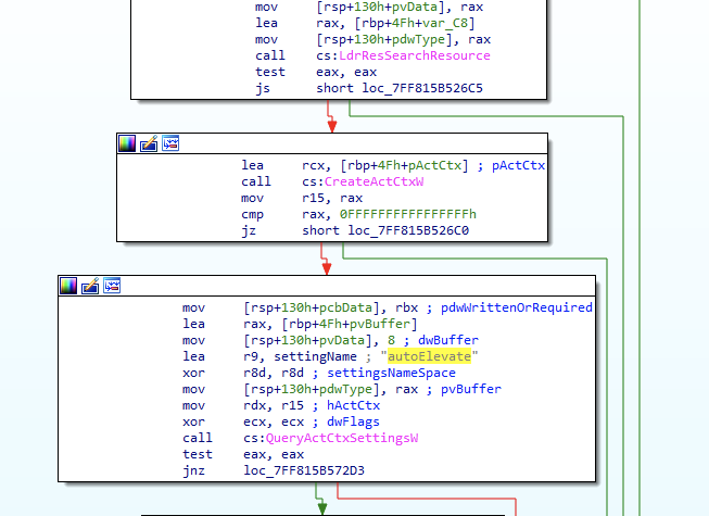 UAC Bypass by Mocking Trusted Directories - Tenable TechBlog