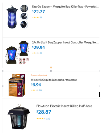 Mosquito killer lamp, the domestic sales of leading, are