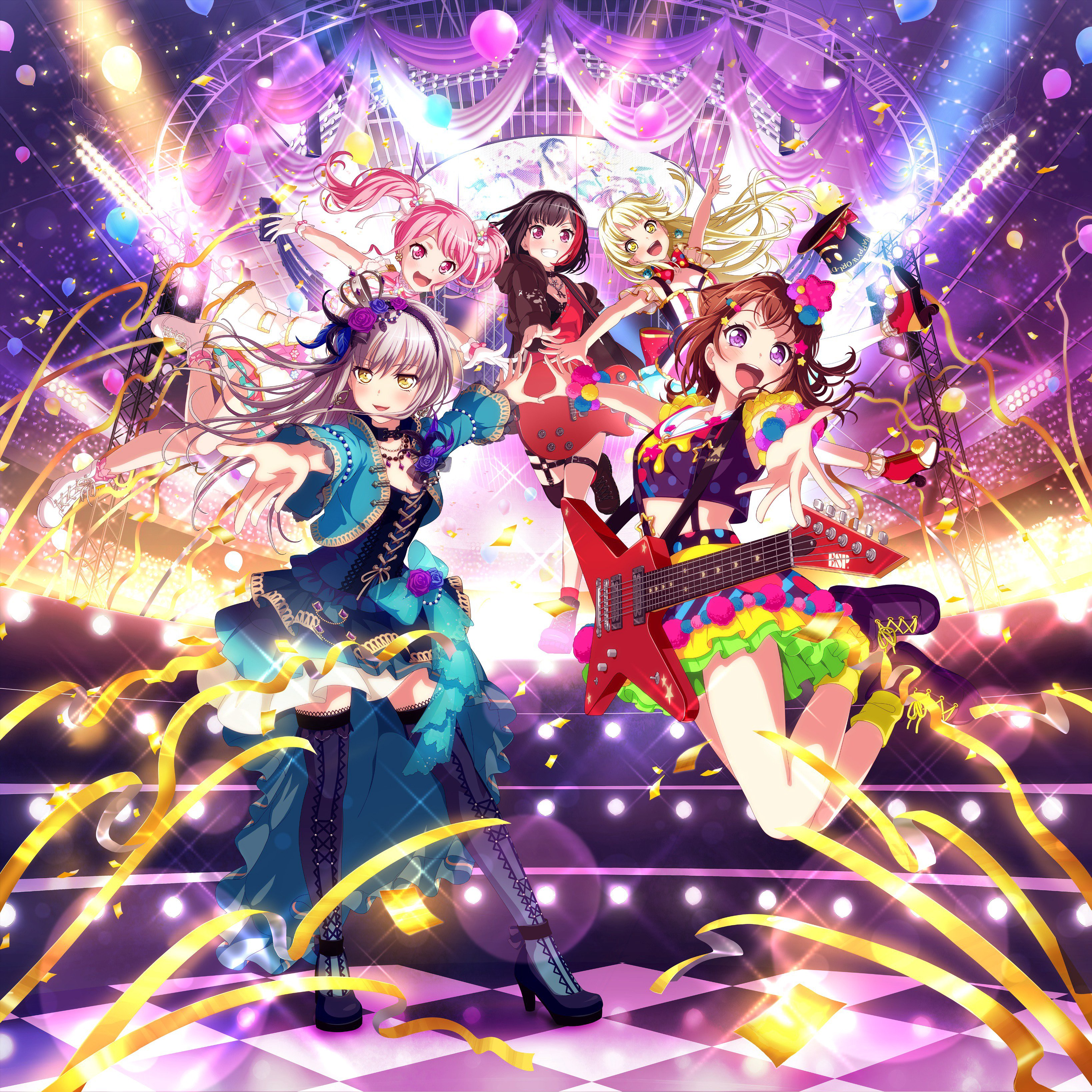 Check Out BanG Dream: Shows, Music, Games, and More