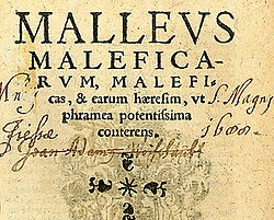 Malleus Maleficarum, Midwifery, and the Female Physician
