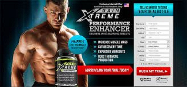 Gain Xtreme Review Muscle Building Supplement With Free Trial By Oveena Medium
