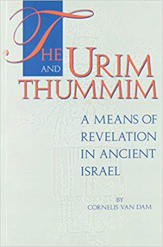 The lost meaning of 'urim and thummim': mysterious oracle of