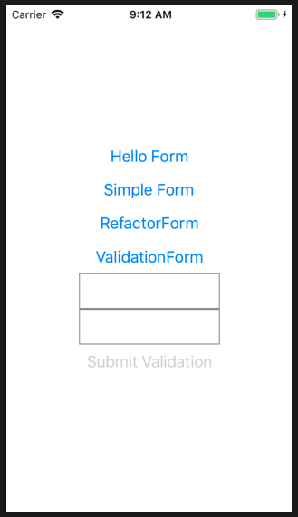 React Native and Forms Redeux: Part 2 - codeburst