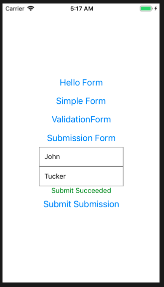 React Native and Forms: Part 2 - codeburst
